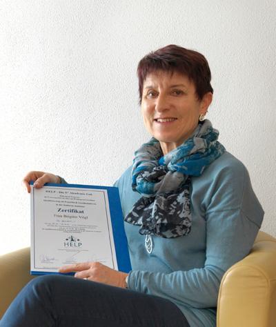 HELP-Senioren-Assistentin – Brigitte Vögl
