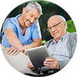 ADer Nutzen für Senioren und Best-Ager: Seniorenexperten und Gesellschafter sind die unverzichtbare Ergänzung in der Seniorenbetreuung und fördern die Potentiale der Senioren.