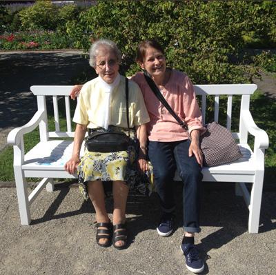 Rosemarie Holbl: HELP – Senioren-Assistentin